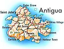 Antigua and Barbuda Homepage