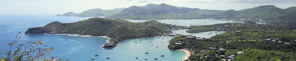 Antigua and Barbuda Shirley Heights