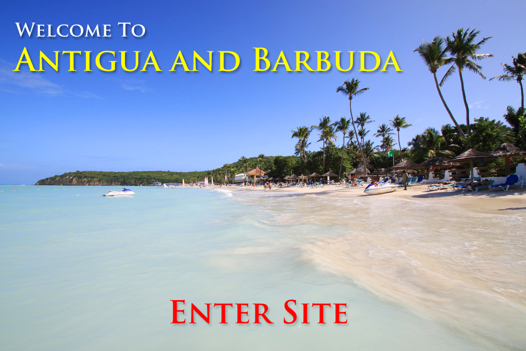 Welcome to Antigua and Barbuda